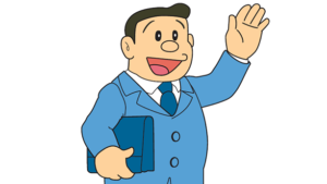 Personajes de Doraemon | Nobisuke Nobi (padre)