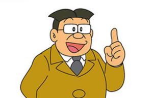 Personajes de Doraemon | Profesor
