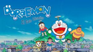 Doraemon El gato cósmico Pagina web oficial en español