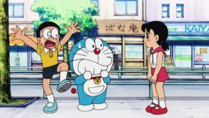 Doraemon el gato cósmico Peliculas