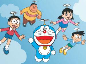 Doraemon el gato cósmico Personajes