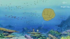 Doraemon capitulo 1 pesca de andar por casa