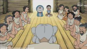 Doraemon capitulo 2 La desaparición de la maquina del tiempo