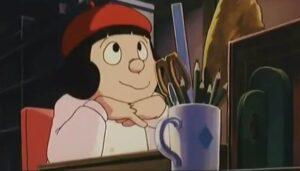 Doraemon ¡Ánimo, Gigante! ¡Tú puedes!
