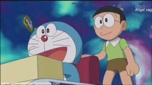 Doraemon Capitulo 05 La mujer de Nobita