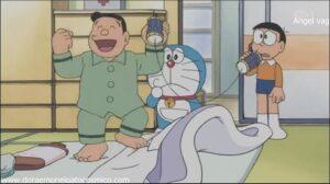 Doraemon Capitulo 067 Te contagio Mi resfriado