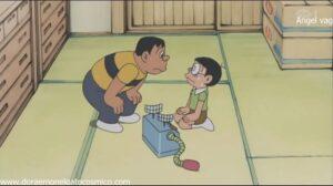 Doraemon Capitulo 07 El emisor de hondas sonoras molestas