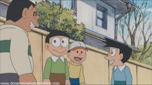 Doraemon Capitulo 071 Los libros de la realidad