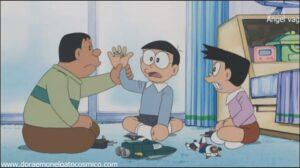Doraemon Capitulo 072 Nobita crea la tierra
