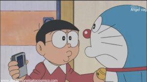 Doraemon Capitulo 073 La pistola de rayos del avance o retroceso