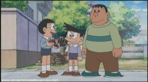Doraemon Capitulo 077 El lio de los recortables de papel