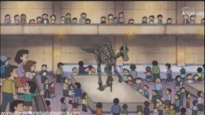 Doraemon Capitulo 079 Dinosaurios Bienvenidos a Japon