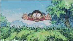 Doraemon Capitulo 083 El rey de la edad de piedra