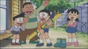 Doraemon Capitulo 084 El gran alud de la habitacion