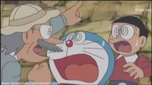 Doraemon Capitulo 085 El gran yasimisnto de fosiles