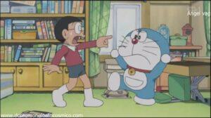 Doraemon Capitulo 087 Desde un lugar tan lejano como el futuro