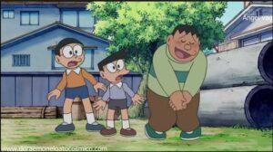 Doraemon Capitulo 095 Gigante enamorado
