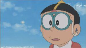 Doraemon Capitulo 10 El diente de león que voló por el cielo
