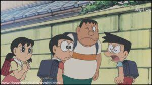 Doraemon Capitulo 101 Nobita el gato de casa