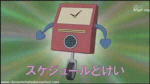 Doraemon Capitulo 105 El reloj Horario