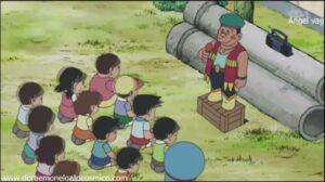 Doraemon Capitulo 106 Caramelos para cantar como un artista