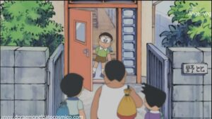 Doraemon Capitulo 109 Los caramelos de las sensaciones