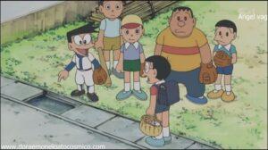 Doraemon Capitulo 11 La gran estrategia de espionaje