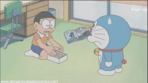 Doraemon Capitulo 111 El diario de naufrago de Nobita