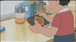Doraemon Capitulo 114 El diario premonitoria da miedo