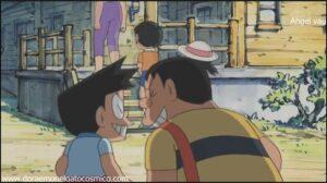 Doraemon Capitulo 115 El Recipiente de fantasmas