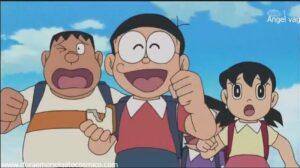 Doraemon Capitulo 119 La explocion de la igualdad