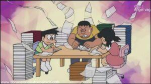 Doraemon Capitulo 120 Las pastillas para ayudar