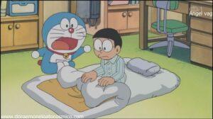 Doraemon Capitulo 122 La realiza almohada