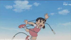 Doraemon Capitulo 14 La soga intercambiadora