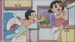 Doraemon Capitulo 14