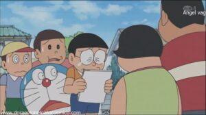 Doraemon Capitulo 15 Jaiko la dibujate de comics