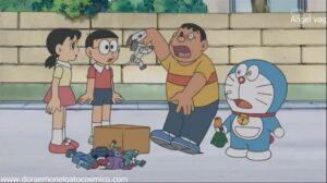 Doraemon Capitulo 17 El perfume del corazon