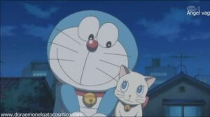 Doraemon Capitulo 18 Amor al primer maullido