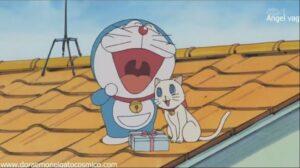 Doraemon Capitulo 19 La coleccion de chapas