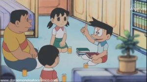 Doraemon Capitulo 19