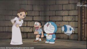 Doraemon Capitulo 24 La guerra estelar en el desvan