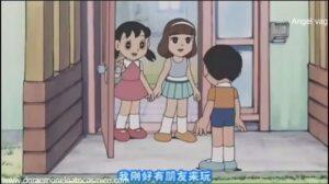 Doraemon Capitulo 28 El anillo de la amistad