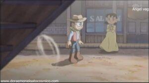 Doraemon Capitulo 29 El derribador