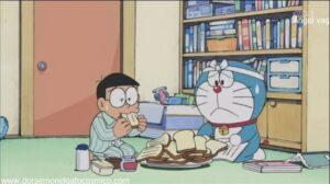 Doraemon Capitulo 34 El pan de la memoria