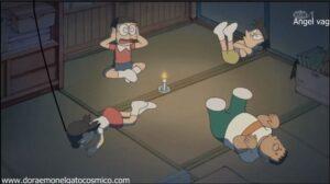 Doraemon Capitulo 36 La lampara de historias de miendo