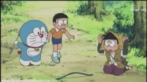 Doraemon Capitulo 39 Animo antepasado