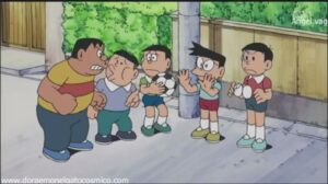 Doraemon Capitulo 40 Los saltamontes del arrepentimiento