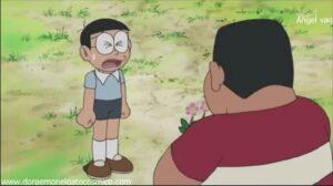 Doraemon Capitulo 41 Nobita el Novio de Jaiko