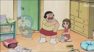 Doraemon Capitulo 44 Me gustas me gustas me gustas