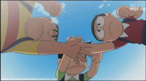 Doraemon Capitulo 45 Durmamos a Dekigusu